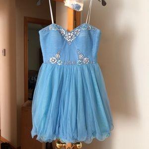 Adrianna Papell Evening Cinderella dress